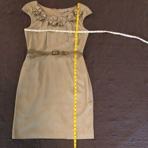 ANTONIO MELANI Dresses - Antonio Melani dress • Sz 10 • Gray with belt